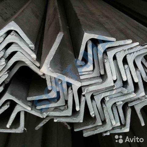 Уголок металлический Уголок 50х50х4,0 L12 метров